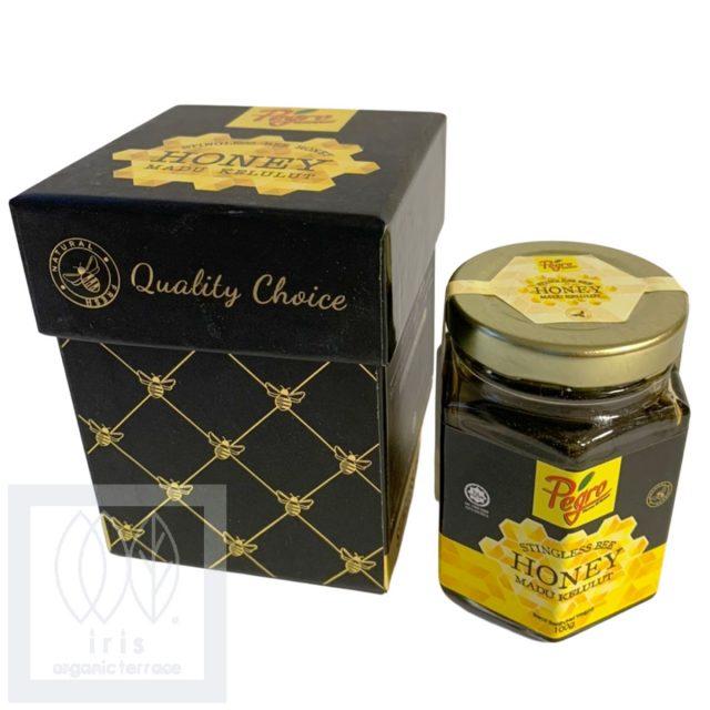 Pegro 針なし蜜蜂のハチミツ 100g