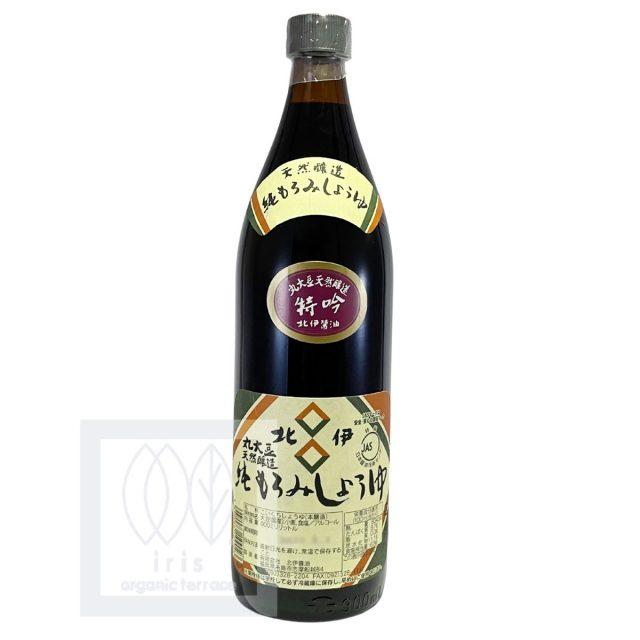 北伊醤油 純もろみしょうゆ【特吟】(本醸造) 900ml